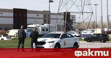 Няма информация за пострадали българи при стрелбата в Индианаполис, съобщи