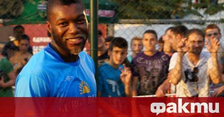 Бившата футболна звезда на Франция Джибрил Сисе обяви, че е