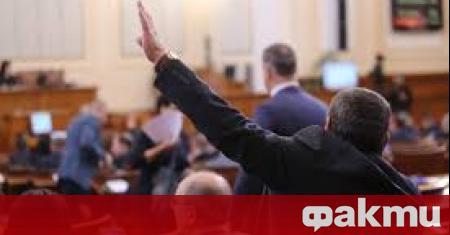 Депутатите ще разгледат на първо четене промените в Закона за