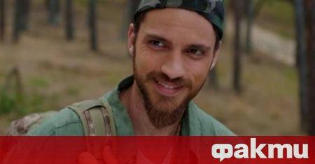 Сериозно обвързан е спряганият за най-новия секссимвол на българското кино