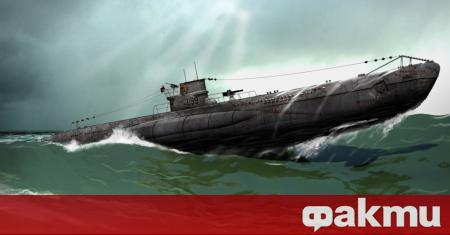 """Подводницата U-20 от """"изгубения флот"""" на Адолф Хитлер от Третия"""