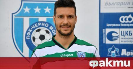 Влатко Дробаров е един от футболистите на Черно море, които