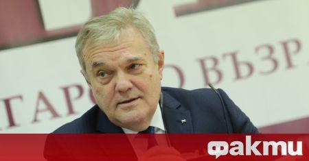 Председателят на ПП АБВ Румен Петков се обърна с въпрос