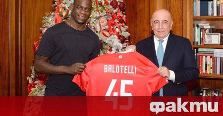 Бившият италиански национал Марио Балотели записа мечтан дебют за новия