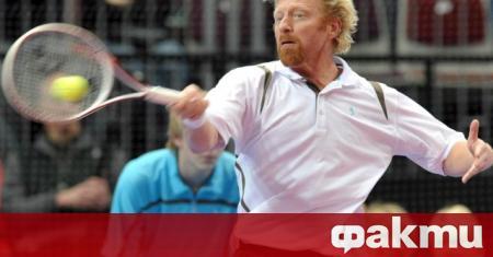 Германската тенис легенда Борис Бекер пледира невинен пред британския съд
