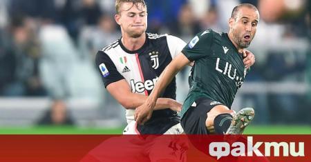 Ювентус е отхвърлил оферта на стойност 75 милиона евро от