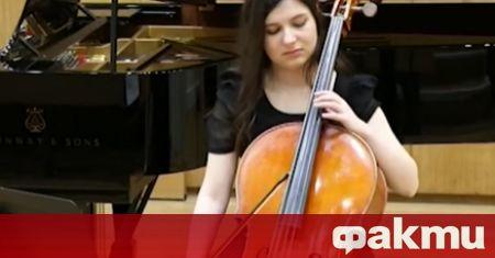 Откриха изчезналата в Лондон млада българка. 26-годишната музикантка Пенка Петкова