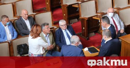 Няма кворум за извънредното заседание на Народното събрание след първото