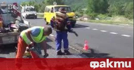 Пътят Ямбол - Сливен ще бъде затворен през следващите две