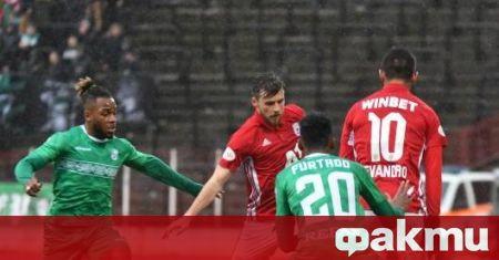 Бившият нападател на ЦСКА Томи Юрич отново се върна към