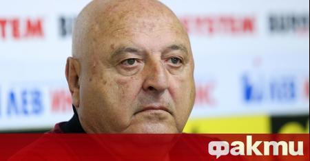 Босът на Славия - Венци Стефанов, отново коментира съдийството на