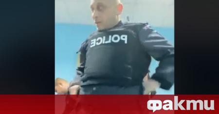 Лидерът на контрапротеста Георги Флоров е имал достъп до полицейски