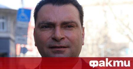 Председателят на БСП- София Калоян Паргов е с коронавирус, съобщават