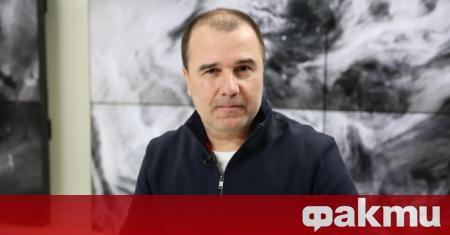 Собственикът на efbet Цветомир Найденов и един от най-активните в