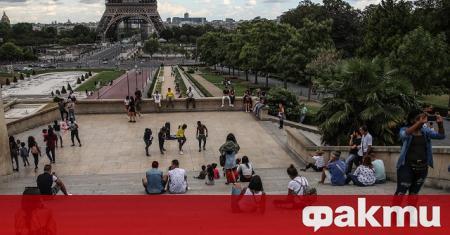 Френското правителство обяви вчера Париж и Марсилия, както и околностите