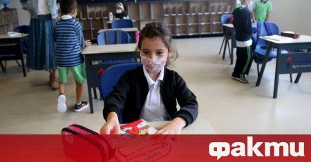 Министерството на образованието на Турция огласи нареждане, с което отлага