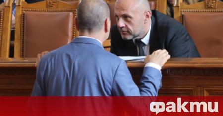 Вицепремиерът Томислав Дончев отговори на личните обвинения на бившия си
