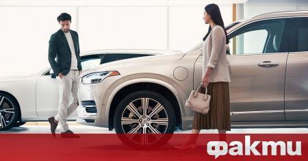 От тази седмица Volvo Cars и Мото-Пфое осигуряват на своите