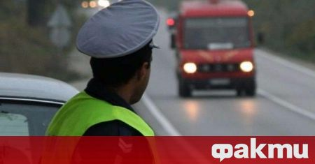 Над 5000 наказателни постановление са издали пътните полицаи в рамките