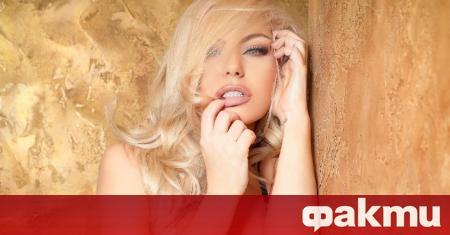 Певицата Камелия отново накара феновете ѝ да помечтаят по нея.