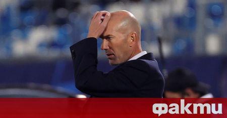 Кадровите проблеми на Реал Мадрид се увеличават с всеки изминал