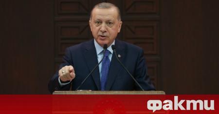 Държавният глава на Турция Реджеп Ердоган е потвърдил своята позиция