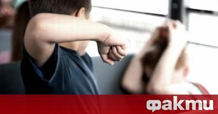 Група от десетина момчета и момичета нападнаха и биха 13-годишно