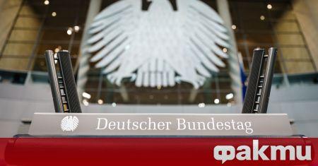 Днес се провежда първото заседание на германския парламент, съобщи Ди