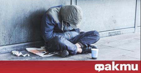 В Италия има 50 000 бездомни хора. Те са особено