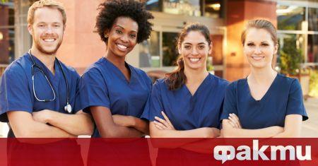 Над 27 000 лекари и медицински сестри са се заразили