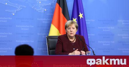 Германският канцлер Ангела Меркел даде одобрение за ново правителство в