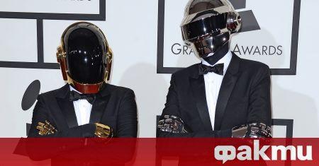 Френското електронно дуо Daft Punk, една от най-влиятелните и популярни