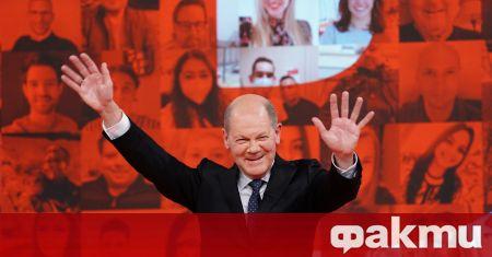 Германската Социалдемократическа партия днес определи Олаф Шолц за своя кандидат