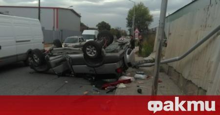 За тежка катастрофа в Пловдив научи преди минути Plovdiv24.bg. Става