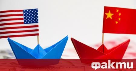 Китай обвини днес САЩ в