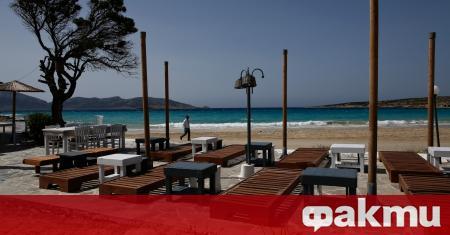 Поради новите изисквания на гръцките власти все по-малко туристи влизат