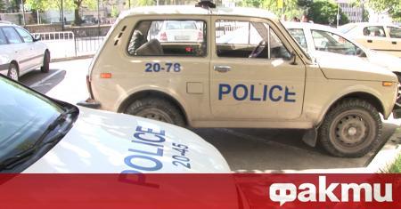 Специализираната полицейска акция срещу битовата престъпност в бургаското гето