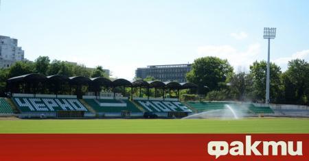 Черно море съвсем скоро ще има ново табло на стадион
