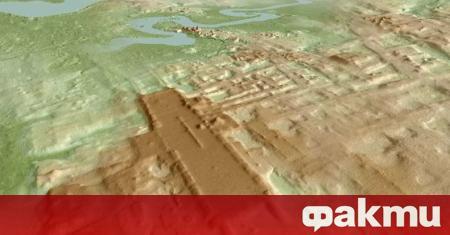 Учени откриха най-голямата и най-древна конструкция, създадена от цивилизацията на
