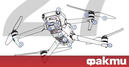 DJI е една от водещите марки в света на дроновете,