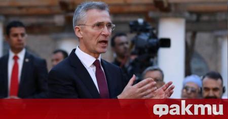 НАТО разработва план за оказване на помощ на членовете на
