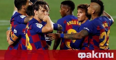 Шампионът на Испания в последните два сезона Барселона се завърна