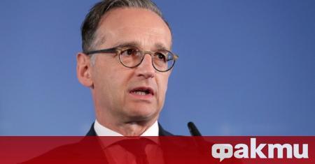 Германският външен министър призова ООН да приеме разширено разбиране за