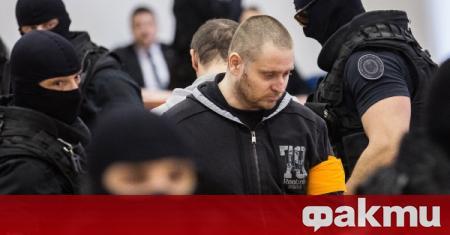 Съд в Словакия обяви присъдата на задържания за убийството на