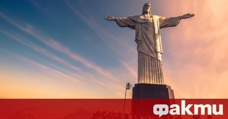 Малък град в Южна Бразилия строи нова гигантска статуя на