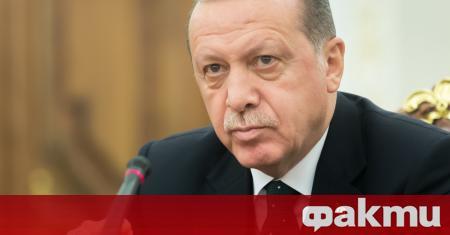 Турският президент Реджеп Ердоган каза, че обвиненията срещу Турция по