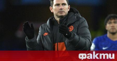 Мениджърът на Челси Франк Лампард настоява отборът да бъде подсилен