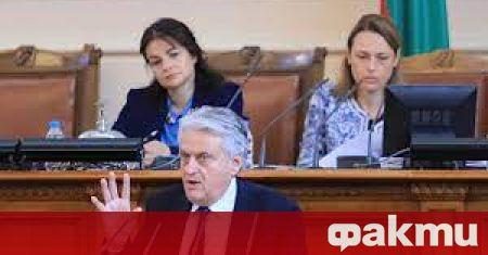 Извънредно заседание на парламента заради кадрите с насилие над протестиращи