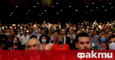 БСП провежда 50-ия си юбилеен Конгрес. Пред съпартийците си Корнелия