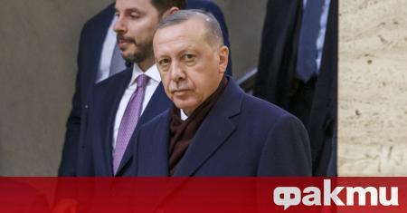 Само ние браним палестинците, каза турският президент Реджеп Ердоган. Държавният